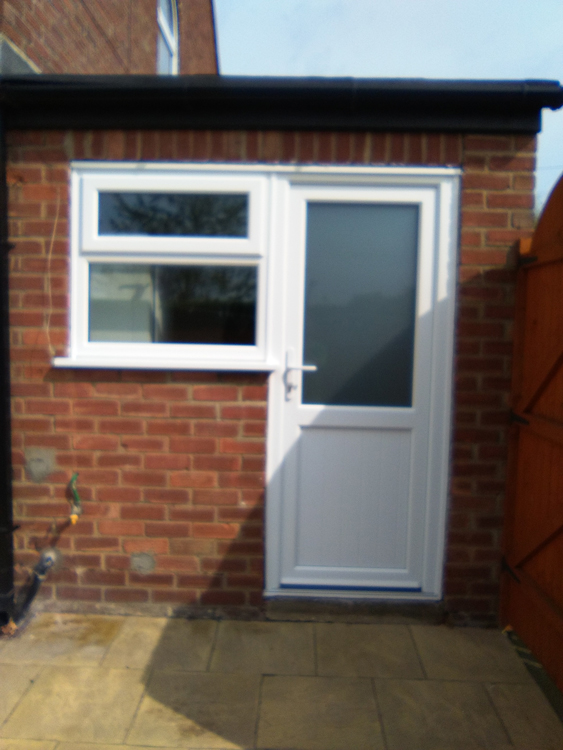 36mm and 44mm Rehau windows Newcastle