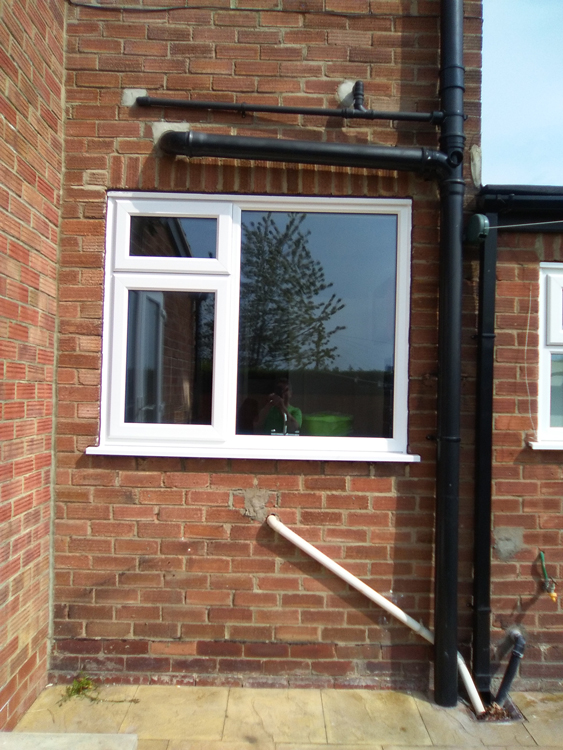 36mm and 44mm replacement triple glazed Rehau windows Newcastle