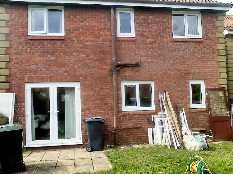A-Rated replacement windows and French door Newcastle
