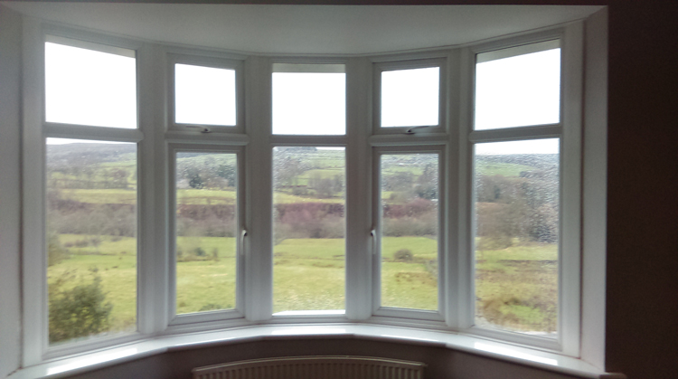 bay window installers Northumberland