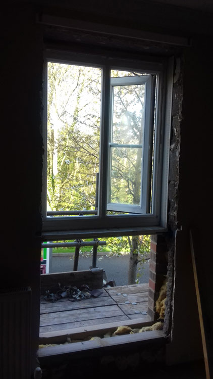 Sliding box sash windows North East, box sash kings