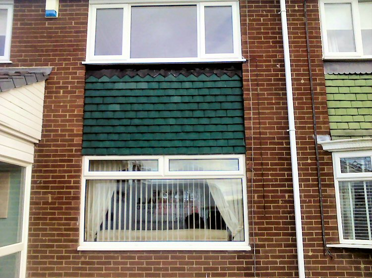 Fire escape window fitters Sunderland and Newcastle