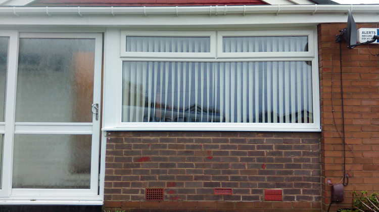 Replacement Rehau Windows North East, Newcastle Durham