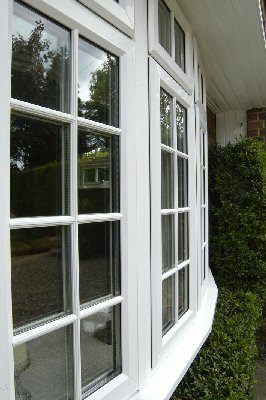 German designed Rahua profile PVCu window