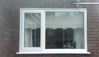 Rehau replacement double glazing Newcastle