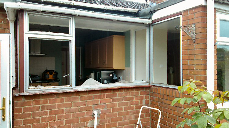 Kommerling frames, EnergiMax glass units fully fitted