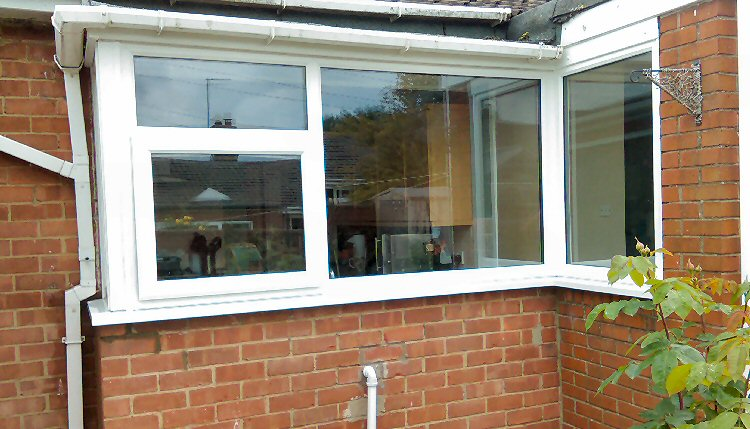 Kommerling frames, replacement double glazing Gateshead