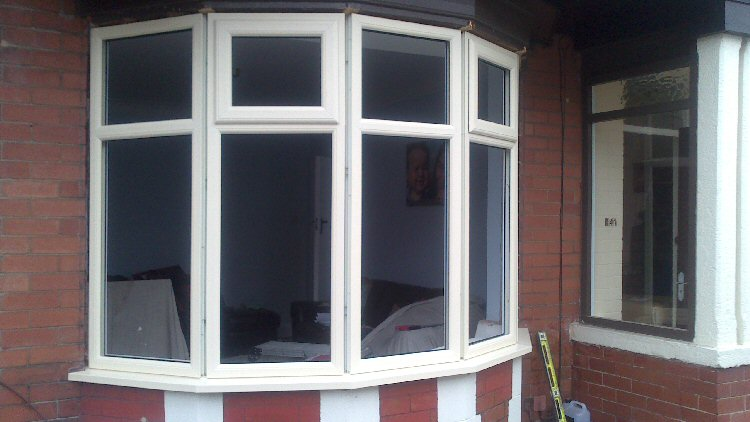 Coloured double glazed windows Northumberland and the North East