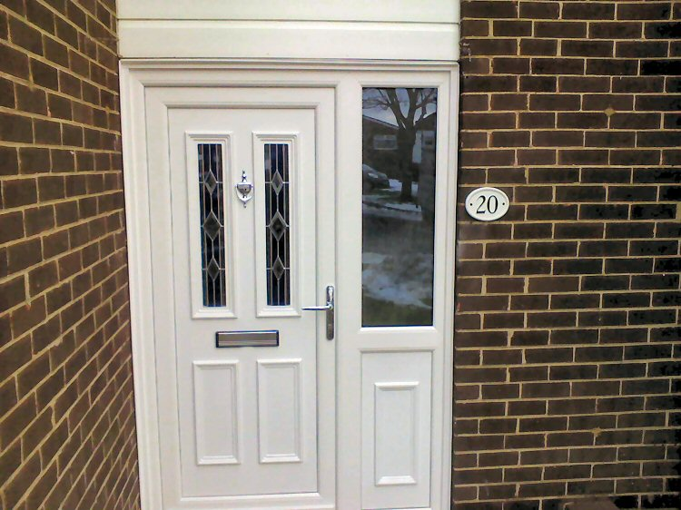 Kommerling PVCu Door Combi Installers Newcastle and Tyne and Wear