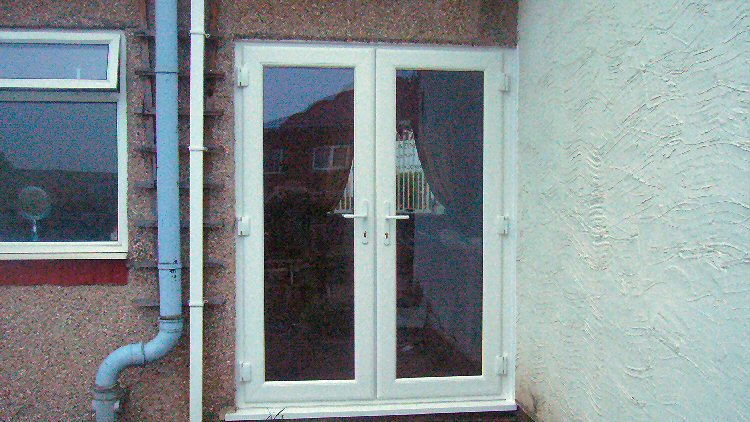 Rehau pvc french doors sunderland from rehau authorised for French pvc doors