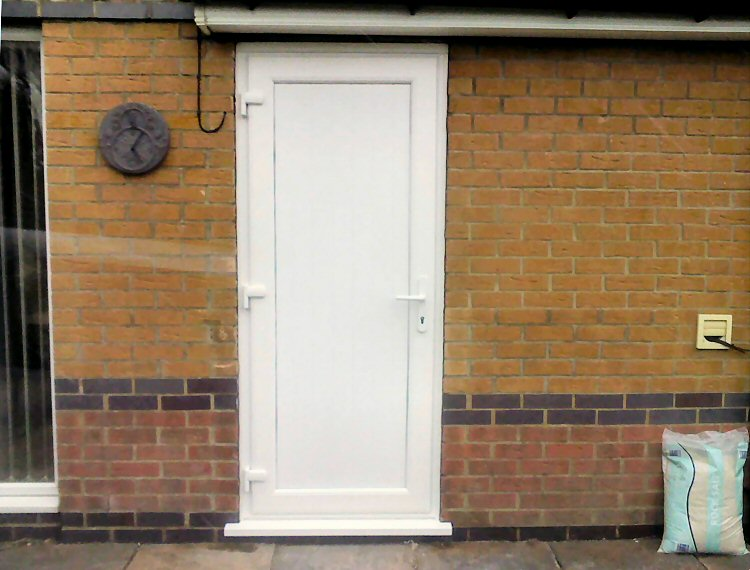 Kommerling doors fitted or supply only