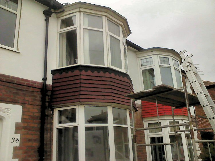 Kommerling bay window fitters Sunderland