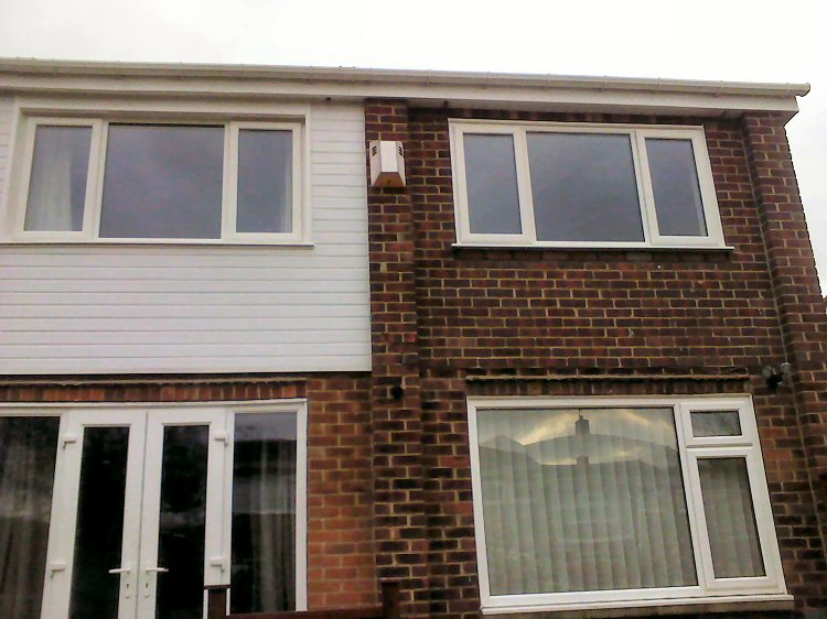 Kommerling A-Rated double glazed windows North East