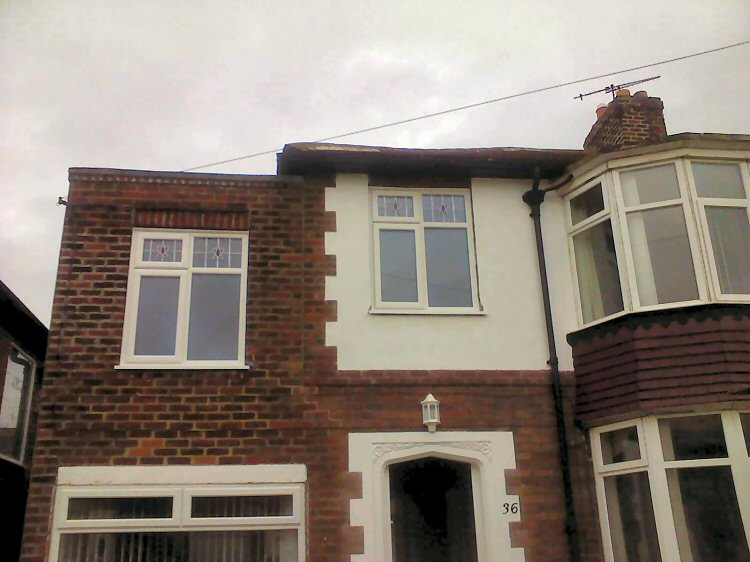 bay window fitters Newcastle, or bay windows supply only