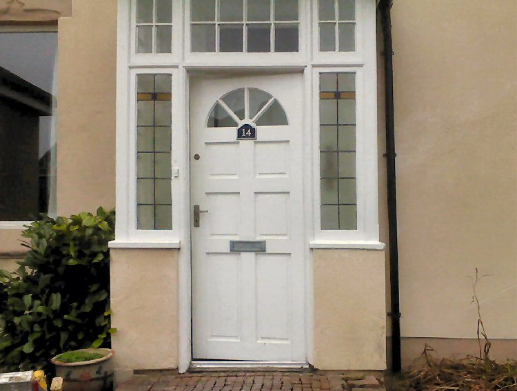supply only composite doors Newcastle