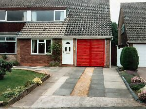Block paving drives Newcastle