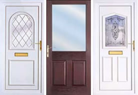 composite and pvcu replacement doors Newcastle