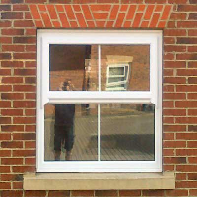 Rehau PVCu replacement windows