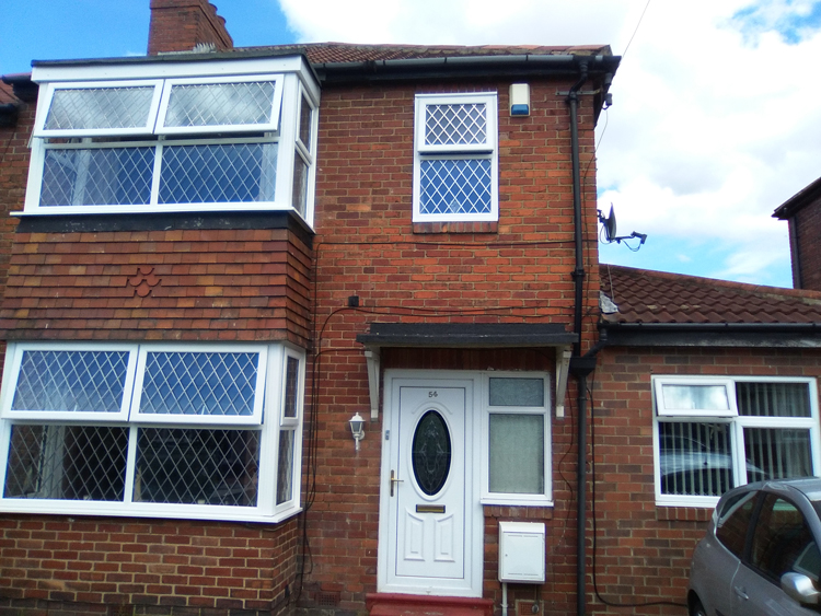 Rehau replacement windows Durham