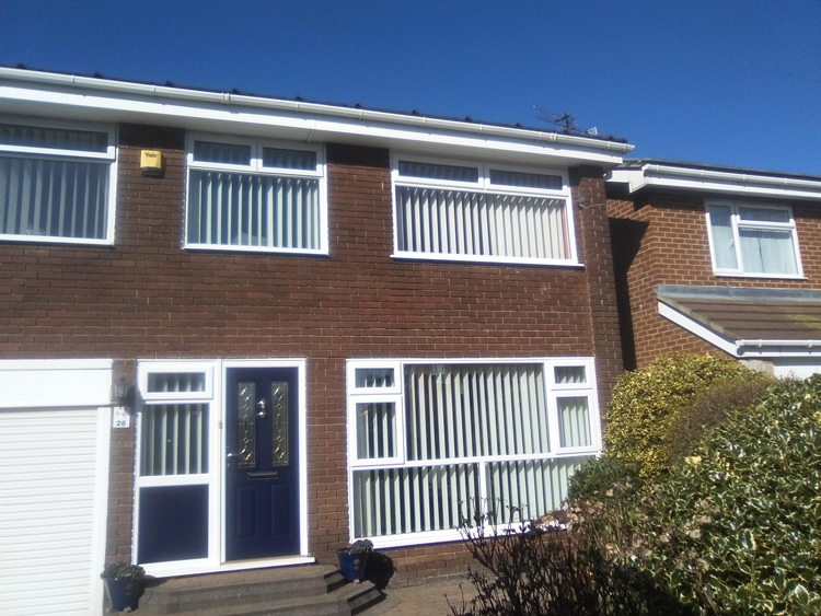 Energy efficient double glazing North East