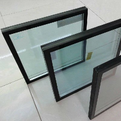 triple glazed glass units