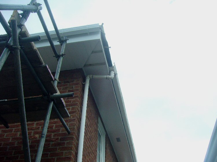 Facias Soffits and Guttering Darras Hall