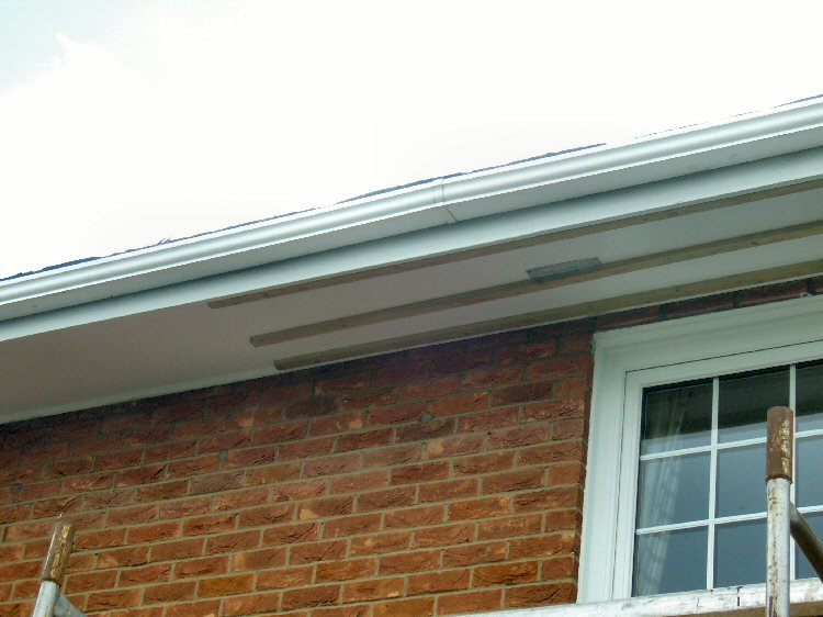 PVC roofline installers Darras Hall and Ponteland