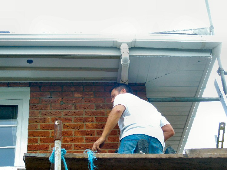 Facias Soffits and Guttering Northumberland