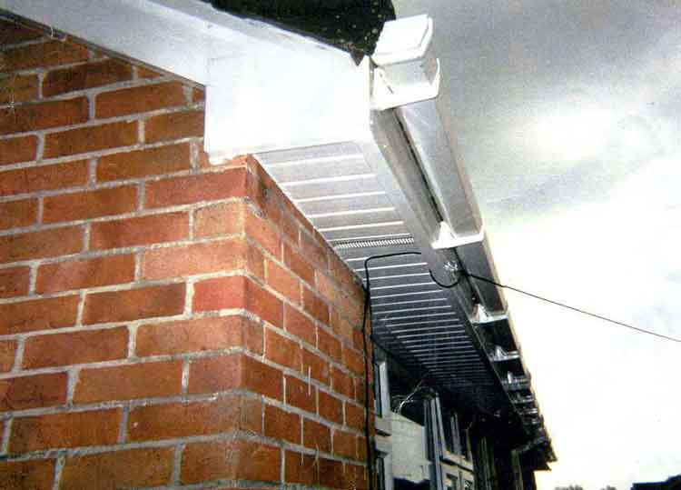 PVC roofline installers Gateshead and Newcastle