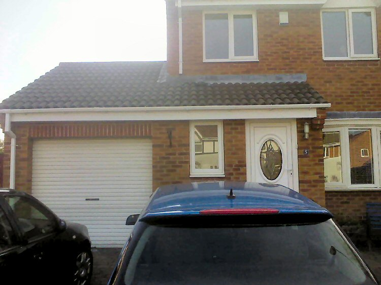 PVC roofline installers Gateshead