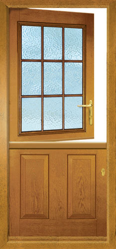 Beeston Solid composite stable door