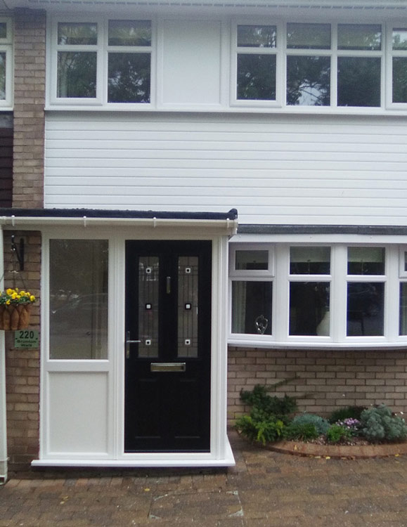 Solid door installers Newcastle, solid wood filled composite doors