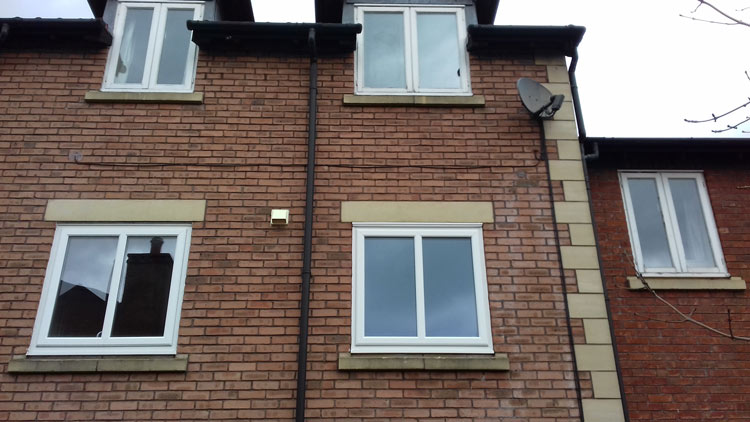 Triple glazing Leeds supply only