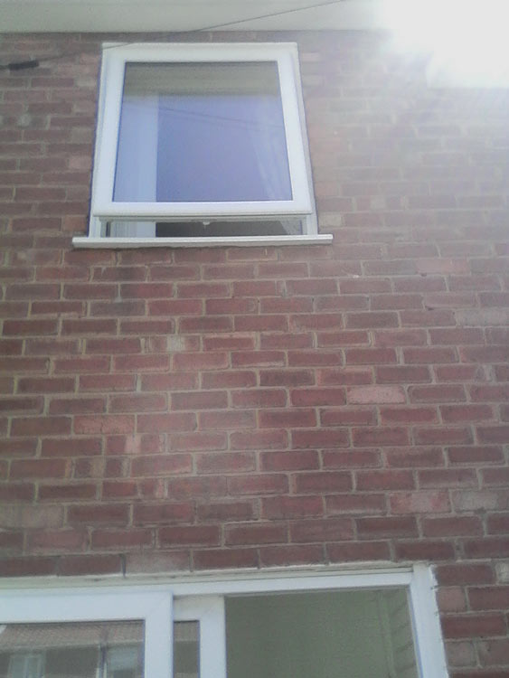 Rehau PVC windows and doors Newcastle