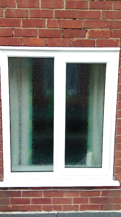 replacement window with A-Rated glass units, Felling and Gateshead